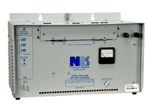 MODEL NRS-24/30 Battery Charger